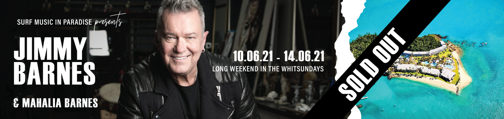 Jimmy Barnes - last release packages available